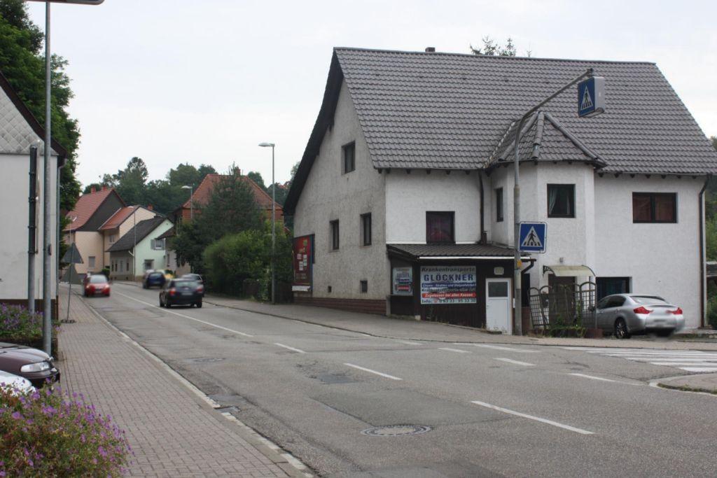 Hauptstr.  / Alleestr. 1 / neb. Hubers Markthalle