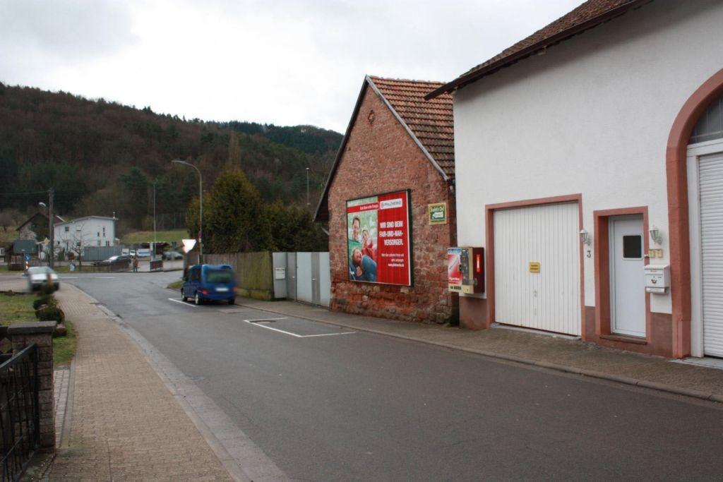 Alte Landstr. 1 / Ortseinf.