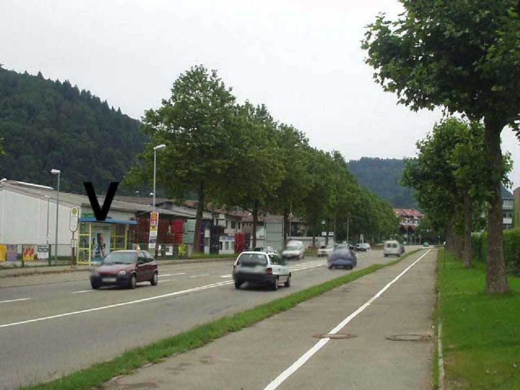 Freiburger Str.  geg. Fa. SICK HP Industriegebiet stadtausw.