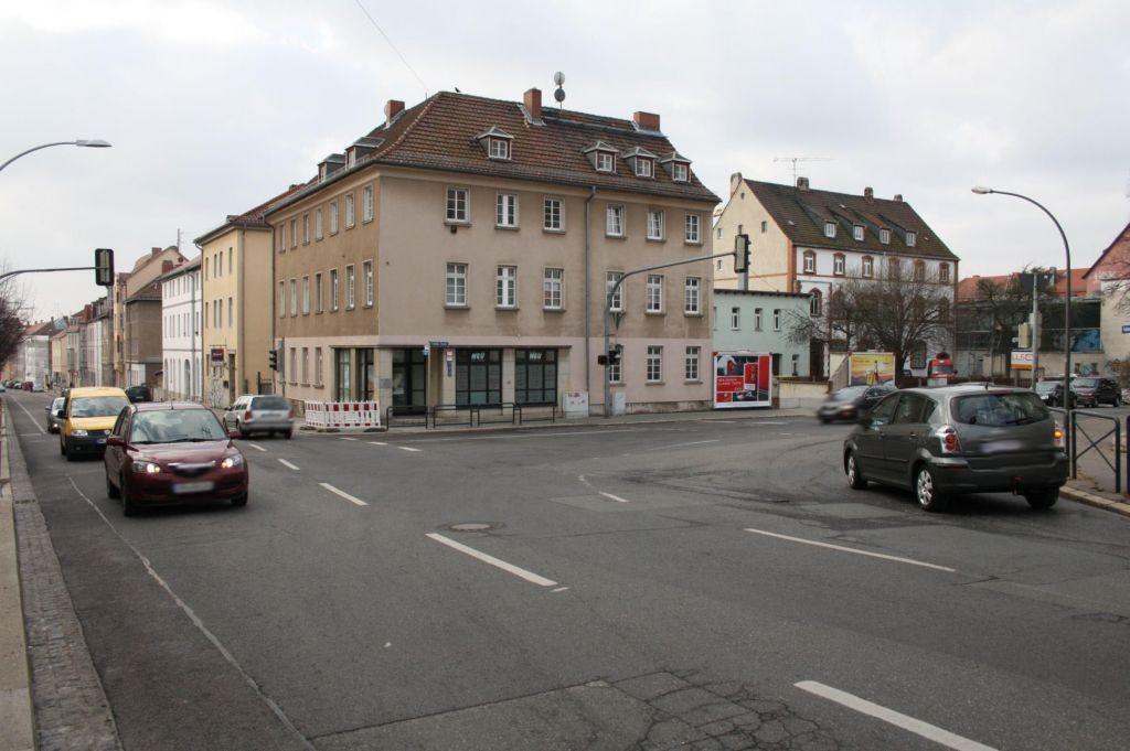 Fuldaer Str.  / Ernst-Thälmann-Str. li.