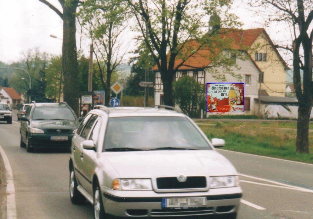 Parkallee 2  Nh. Legefelder Hauptstr. (B 85) quer
