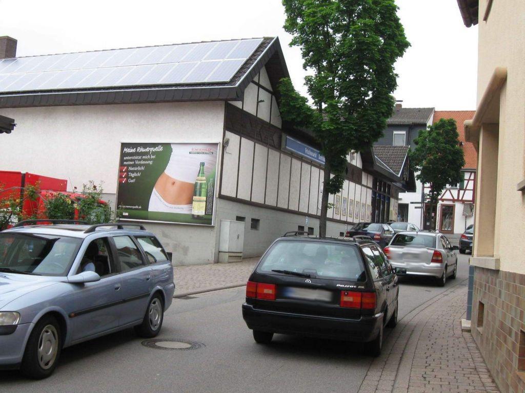 Weinheimer Str.  / Sommergasse 82 quer