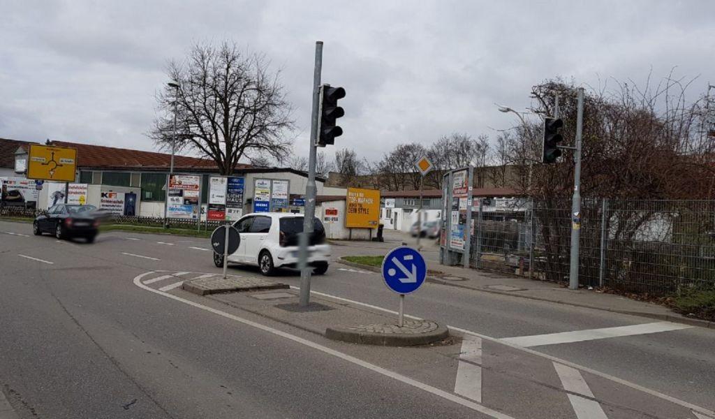 Schorndorfer Str. 9  / Birkelstr. quer