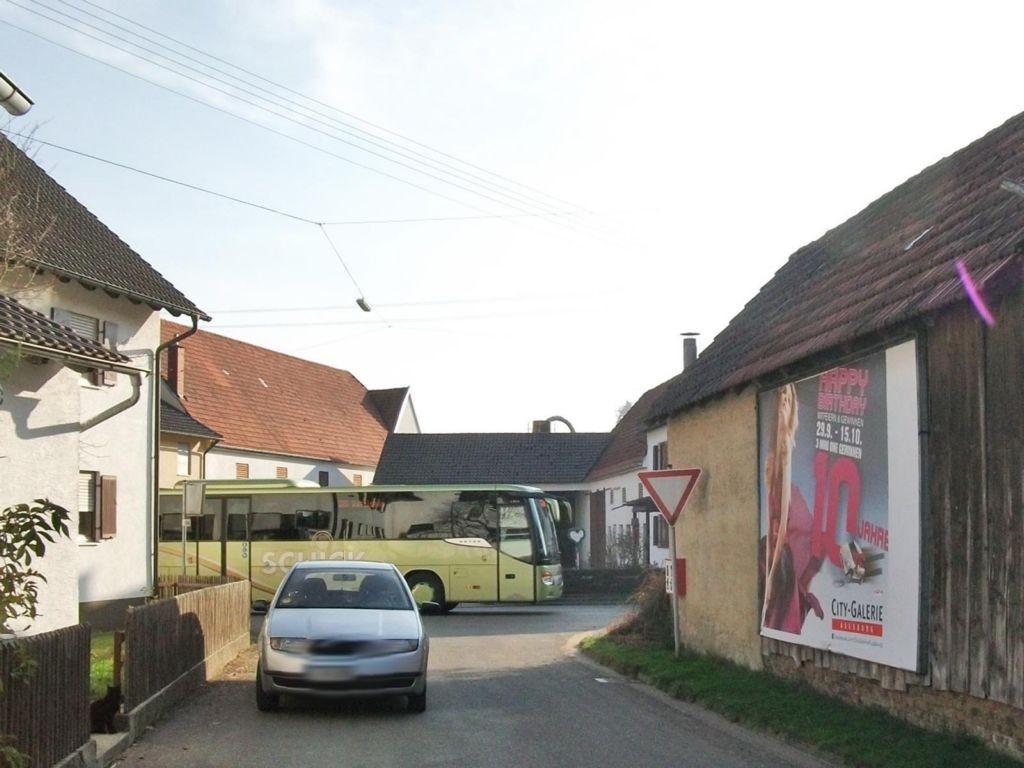 Am Köllenholz  / vor Einm. Sankt-Peter-Str.