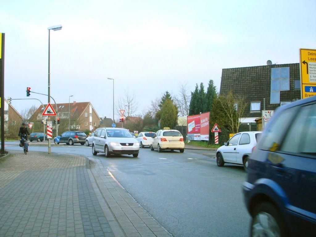 Im Mühlengrunde  / Kirchweyher Str. geg. Tankstelle