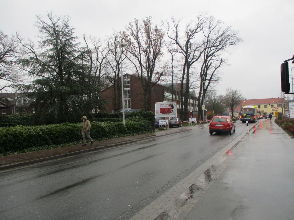 Ofenerfelder Str.  / Metjendorfer Landstr. 23 b / geg. Einf. Edeka