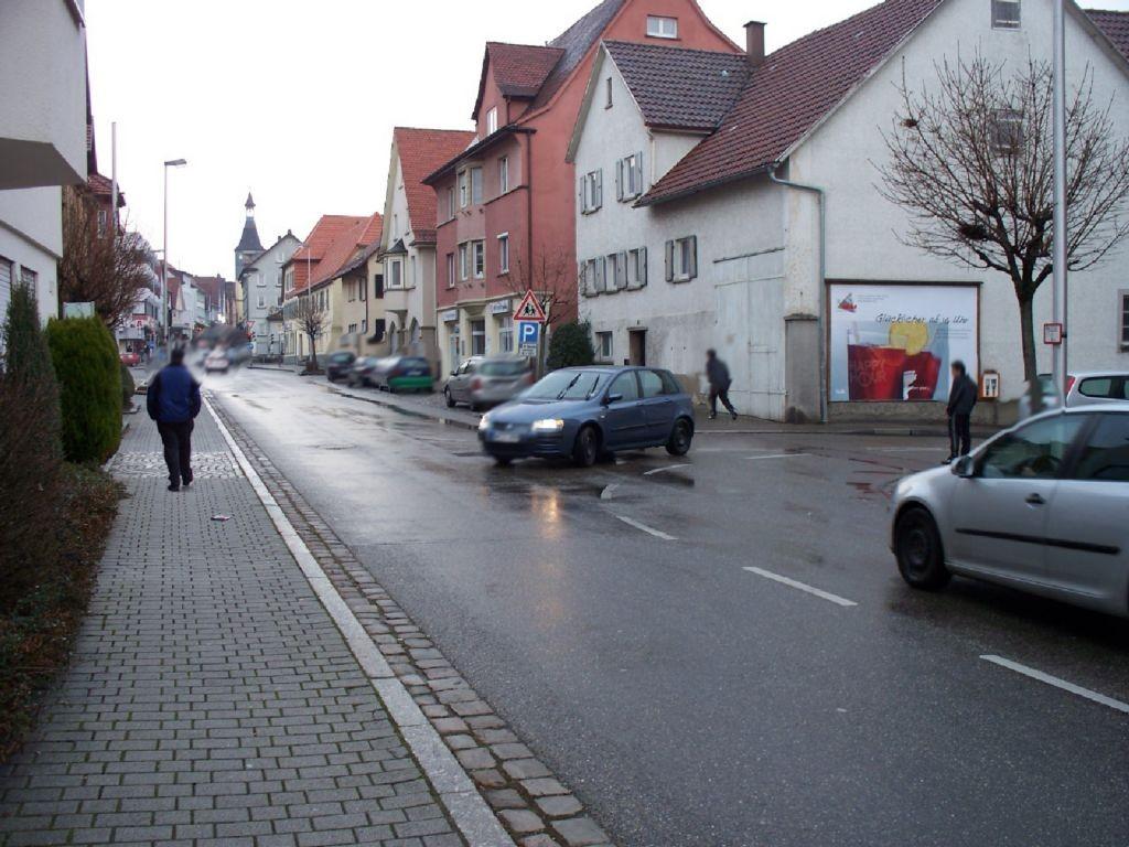 Bahnhofstr. 30  / Friedrichstr. quer