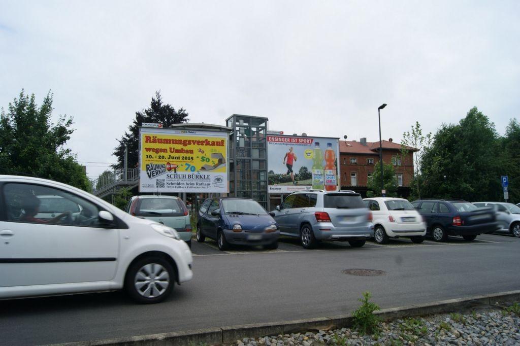 Marbacher Str. 6  / Ri. (PP) Markt