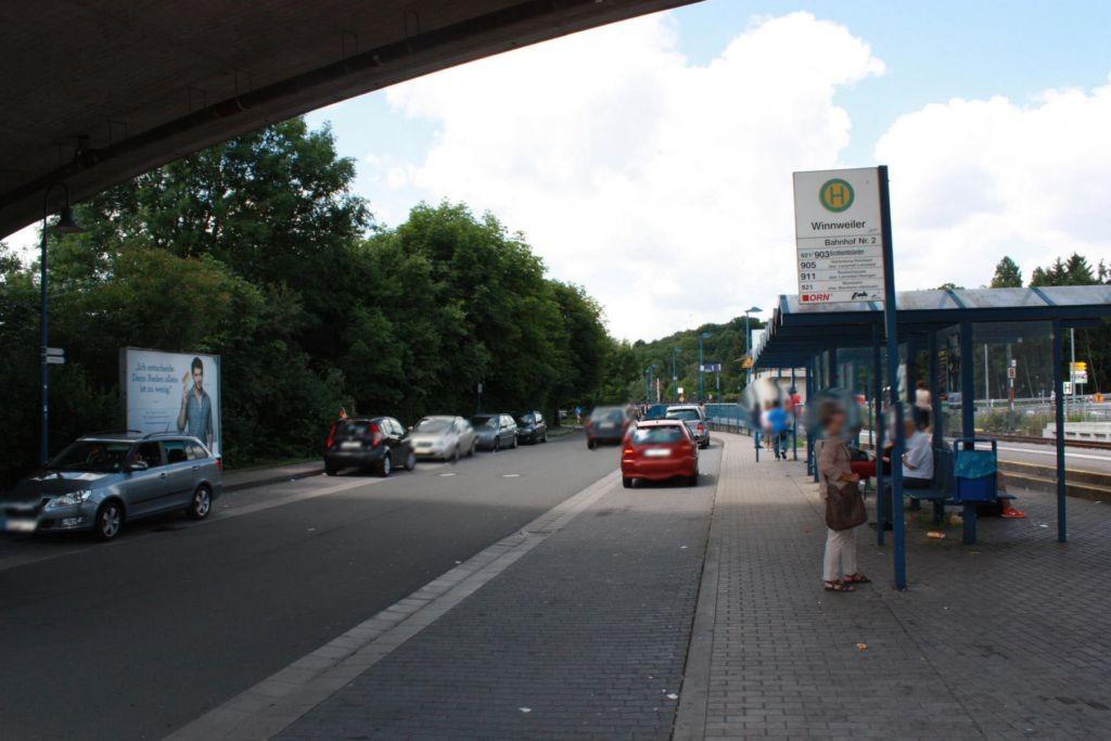 Bahnhofstr.  geg. Bhf