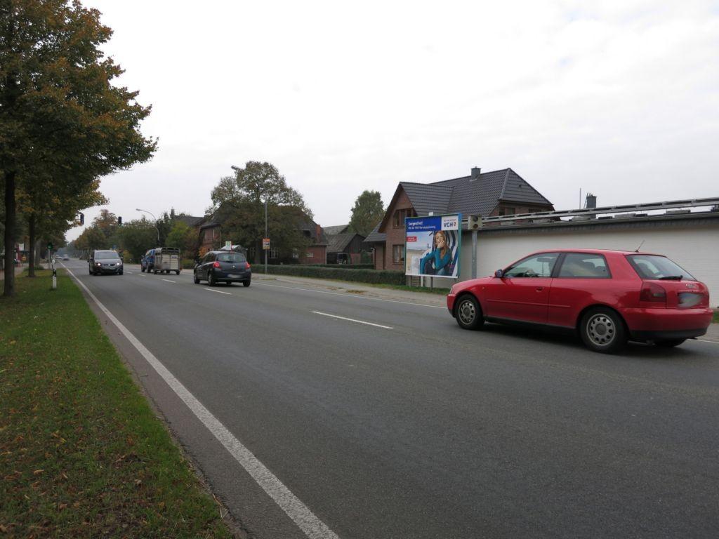 Bundesstr. 21 (B 4)  , Nh. Einm. Handorfer Kirchstieg