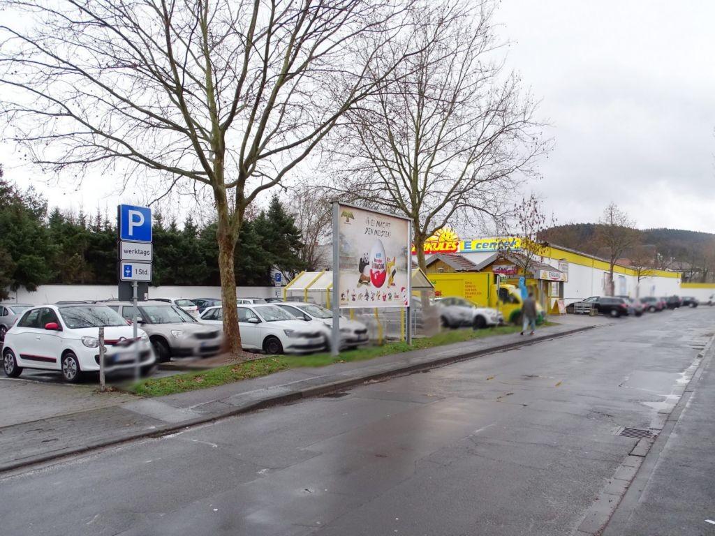 Bornemannweg 2. Einf. Si. Str. re.