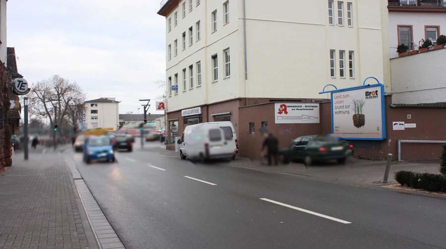 Bahnhofstrasse neb. Nr. 28