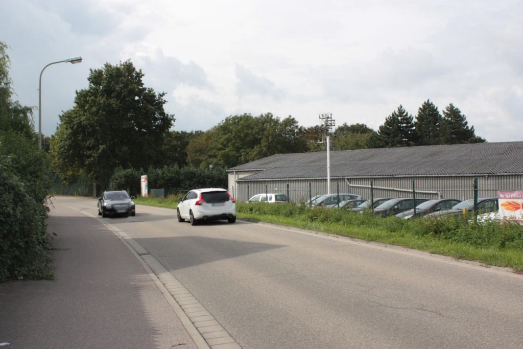 Pfortzer Str.  / Obere Weide