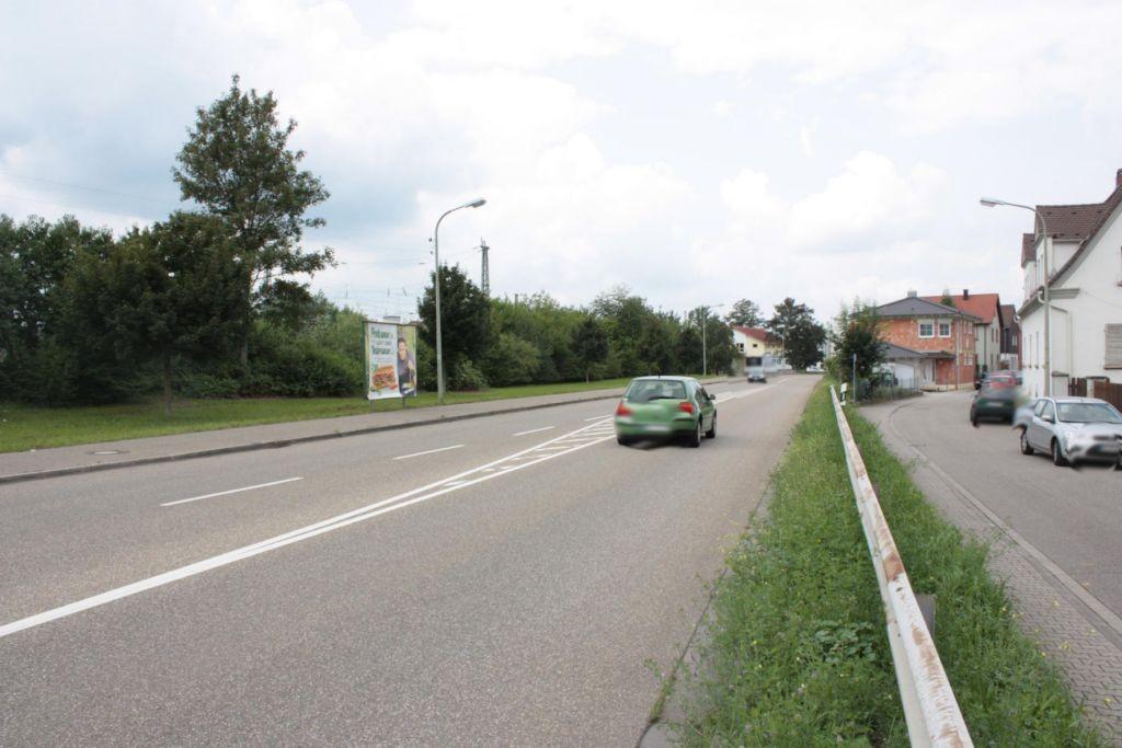 Hanns-Martin-Schleyer-Str. (L 540)  geg. Bürgelstr. 35