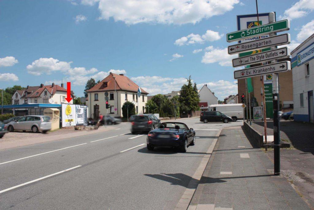Landauer Str.  / Saarlandstr. / geg. Euromaster li.