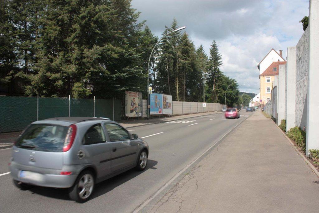 Homburger Str.  neb. Hs.-Nr. 2 / Haltest. Spitalstr.