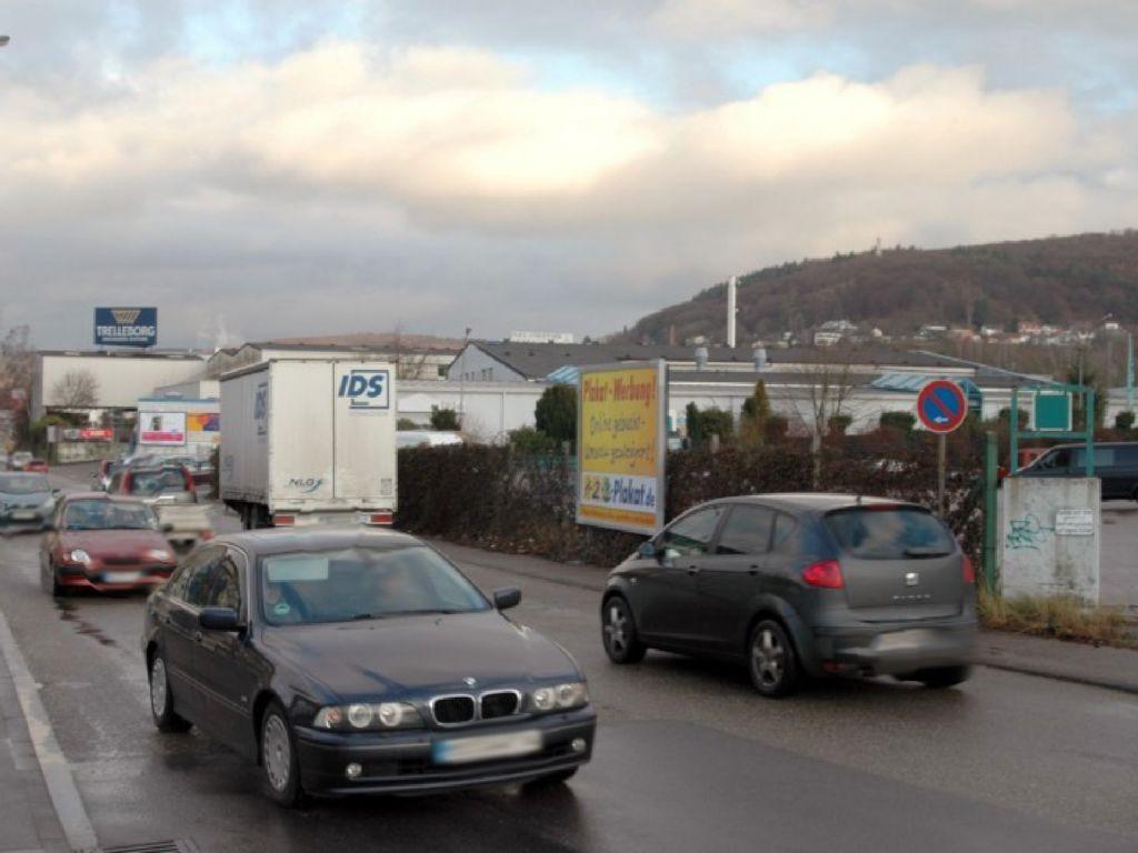 Industriestr. 2  / Alte Neckarelzer Str.