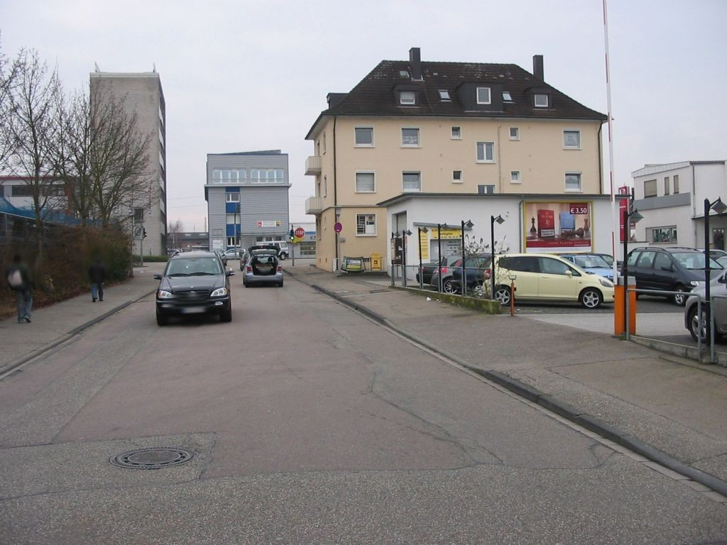 Biblisweg - nh. Karlsruher Str. links