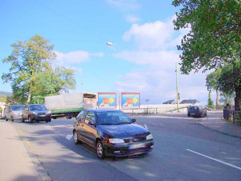 Römerbrücke  / Kreuzung Eurener Str. re.