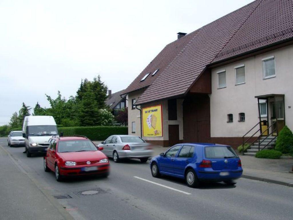 Oberjesinger Str. 58  (B 296)