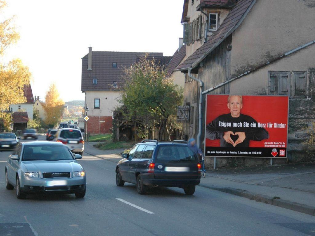 Mühlstr. (B296) quer /Kaffeberg