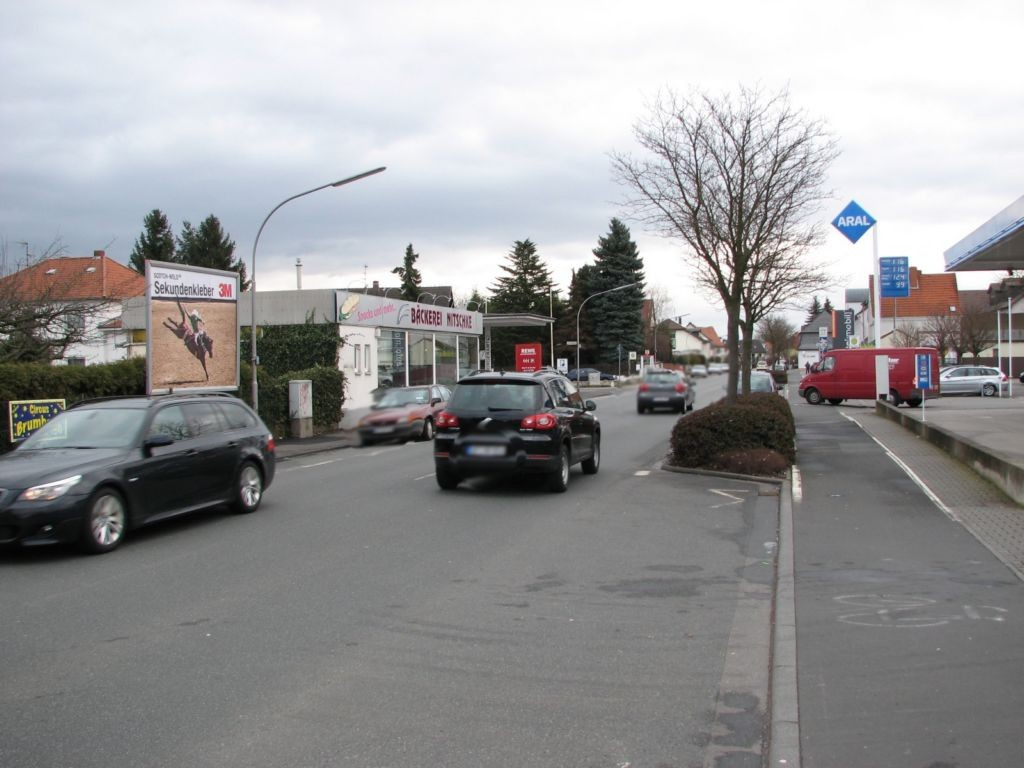 Frankfurter Str. (L2310) /An der Pfingstweide gg. DEA/ESSO