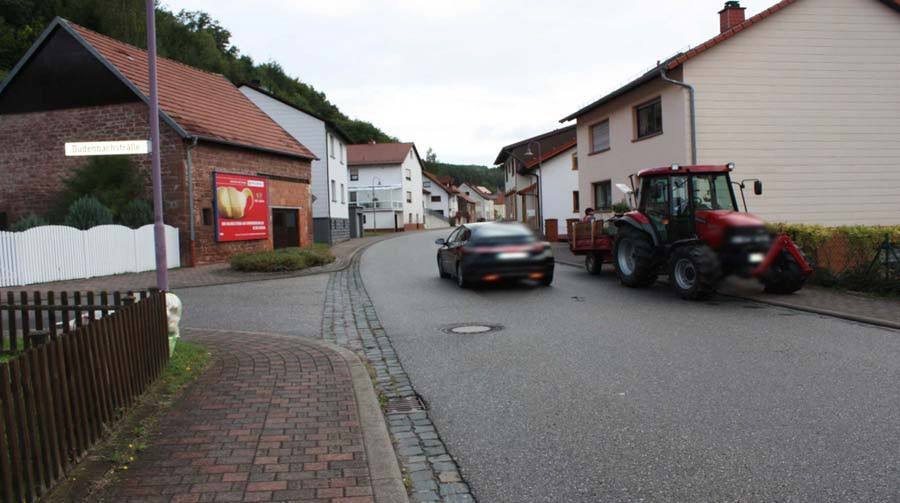 Hauptstr. (L 478) / Dudenbachstr.