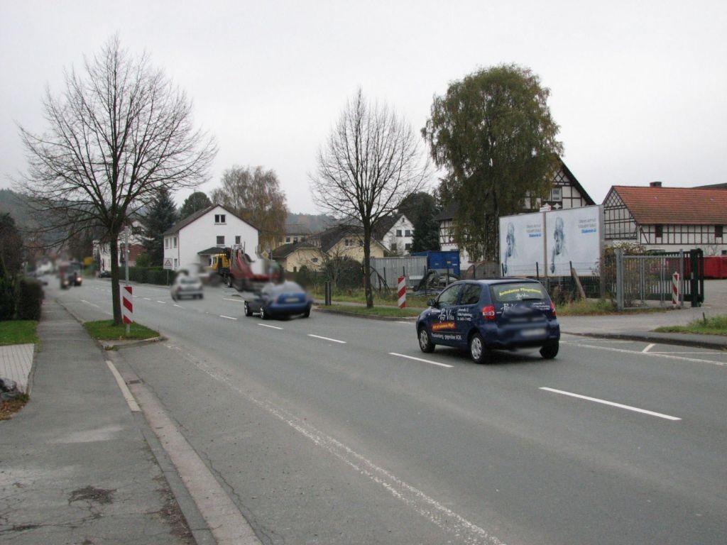 Zum Pfarrboden 2 Si. Frankenberger Str. (B 252)