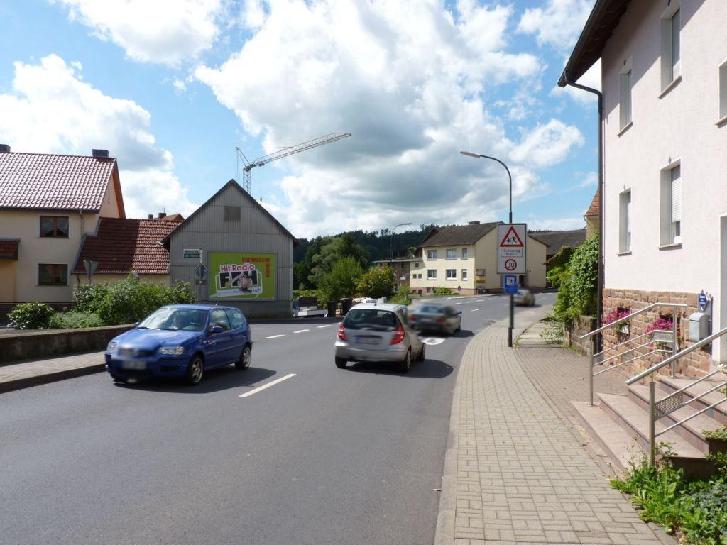 Am Fuchsberg (L 3181)  / Mühlenstr. - quer