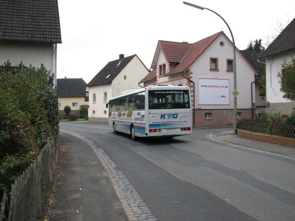 Frankenstr. (AB14) /Borngasse 1 - quer