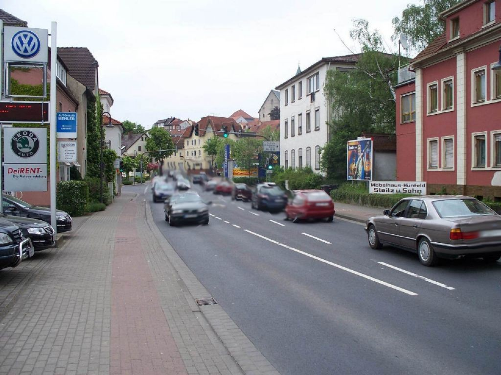 Fuldaer Str. (B 84)  / Klingelstr.