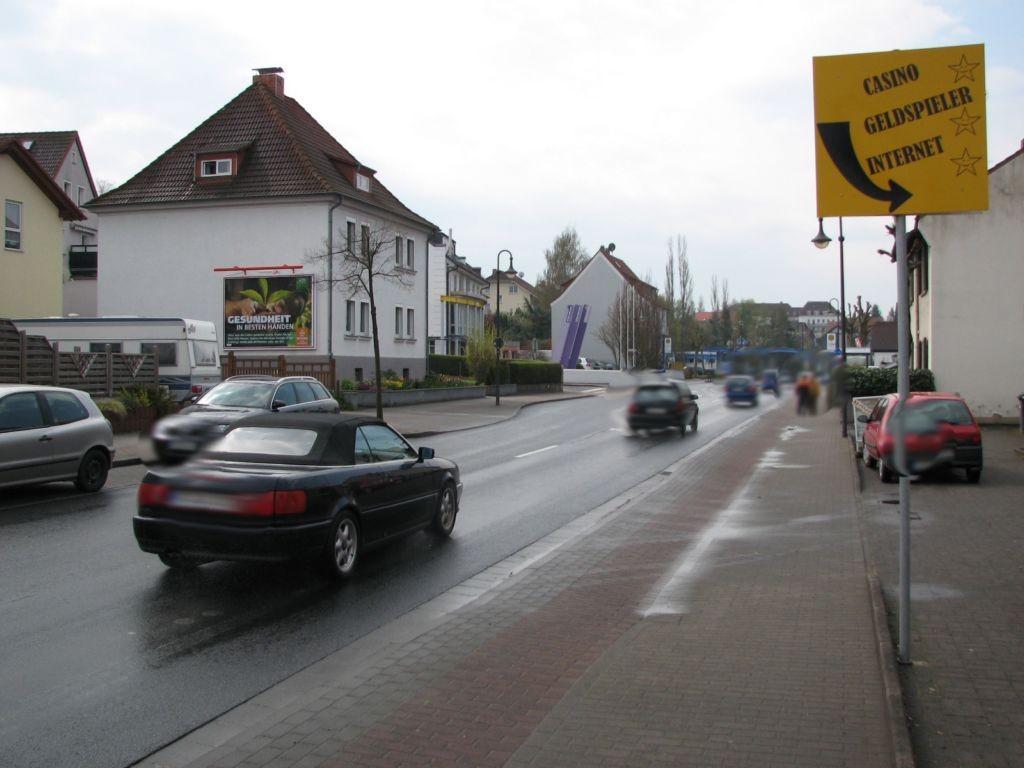 Fuldaer Str. 21 (B 84)  / Goetheweg