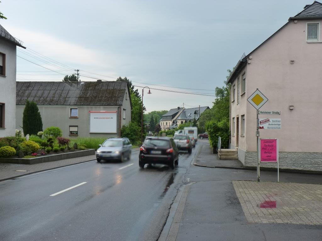 Hauptstr. 10 (B 255)  / geg. Rotsteiner Str. quer