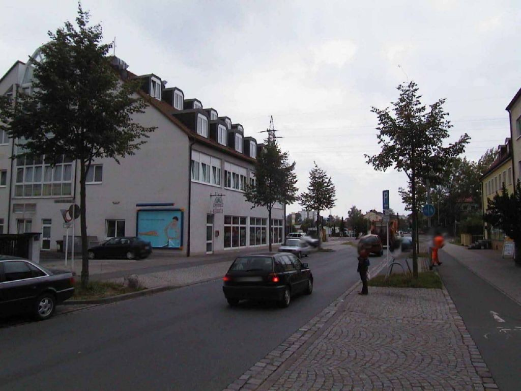 Pödeldorfer Str. 146  / Nh. Berliner Ring