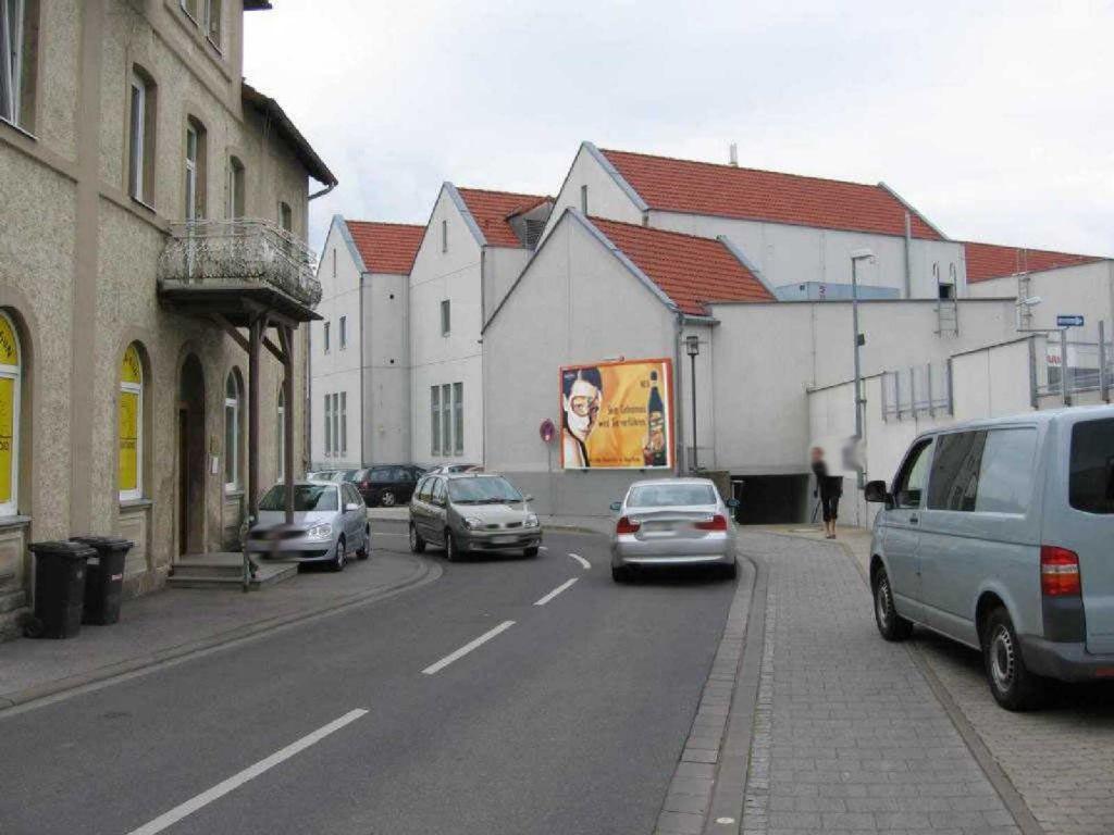 Am Stadtgraben  Nh. Bamberger Str. 3 / Ri. Zentr. schr.
