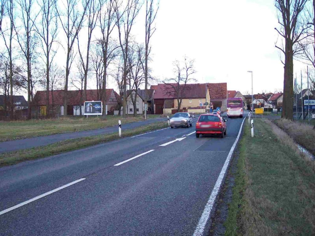 Markgrafenstr. (B 470)  / Külsheimer Weg