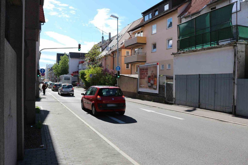 Zeughausstr. (B 311)  / Oberamteistr. 21