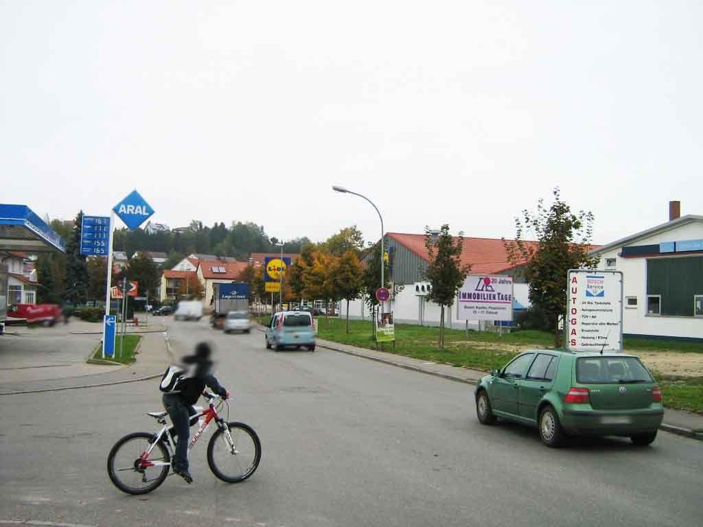 Überlinger-Str.  Höhe Bannholzer Weg VS
