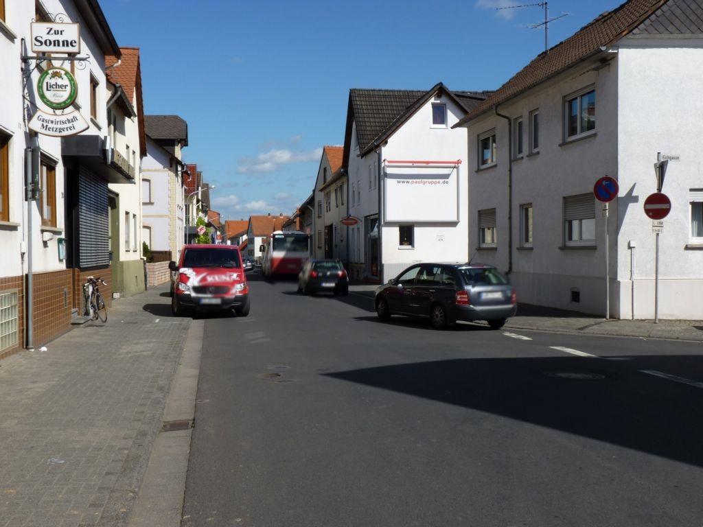 Hauptstr. 84 (L 3129)  Nh. Eichgasse - quer