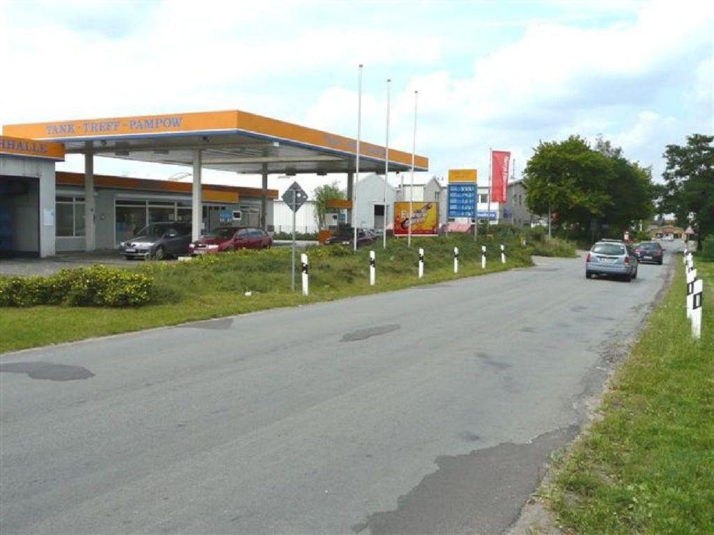 Bahnhofstr.  / Tankstelle