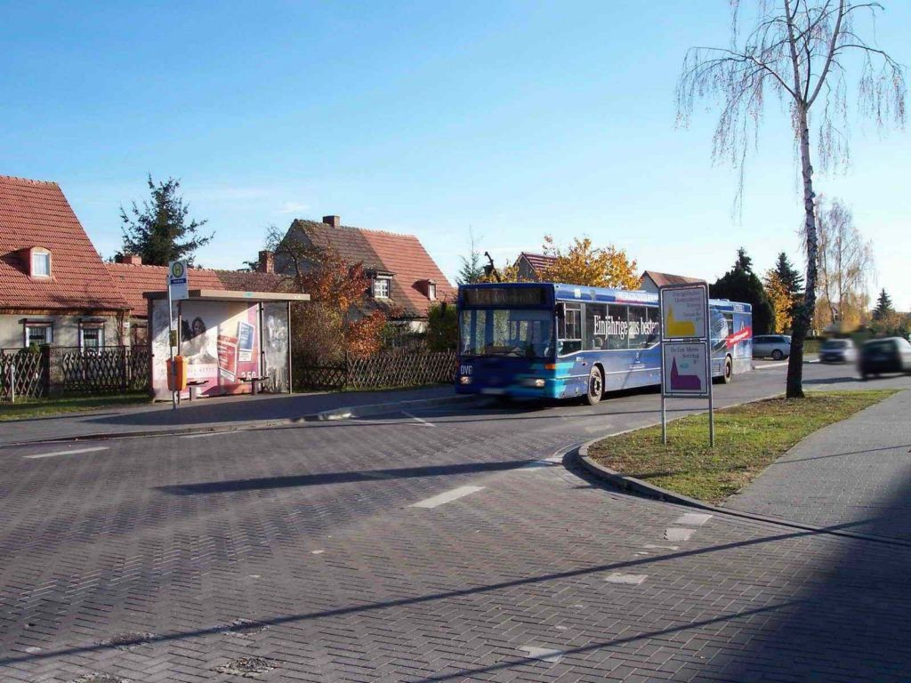 Birkenallee 124  / Nordweg