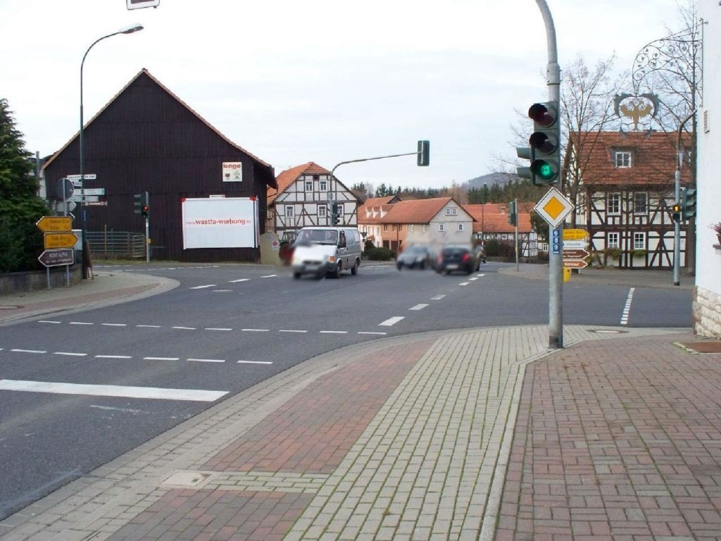 Landstr. (B 84) Eichsfeld 2 li.