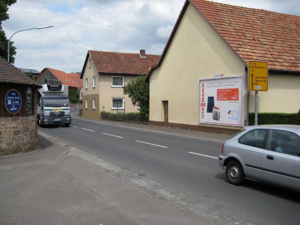 Brückenauer Str. (B 27)  / Von-Erthal-Str. 1