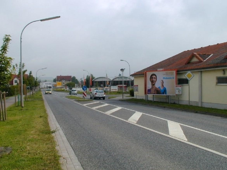 Sondershäuser Str. 1 (B 249)  / Ri. Sondershausen VS