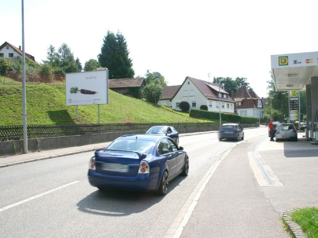 Hauptstr. (B 19) gg. Nr. 52 stadtausw.