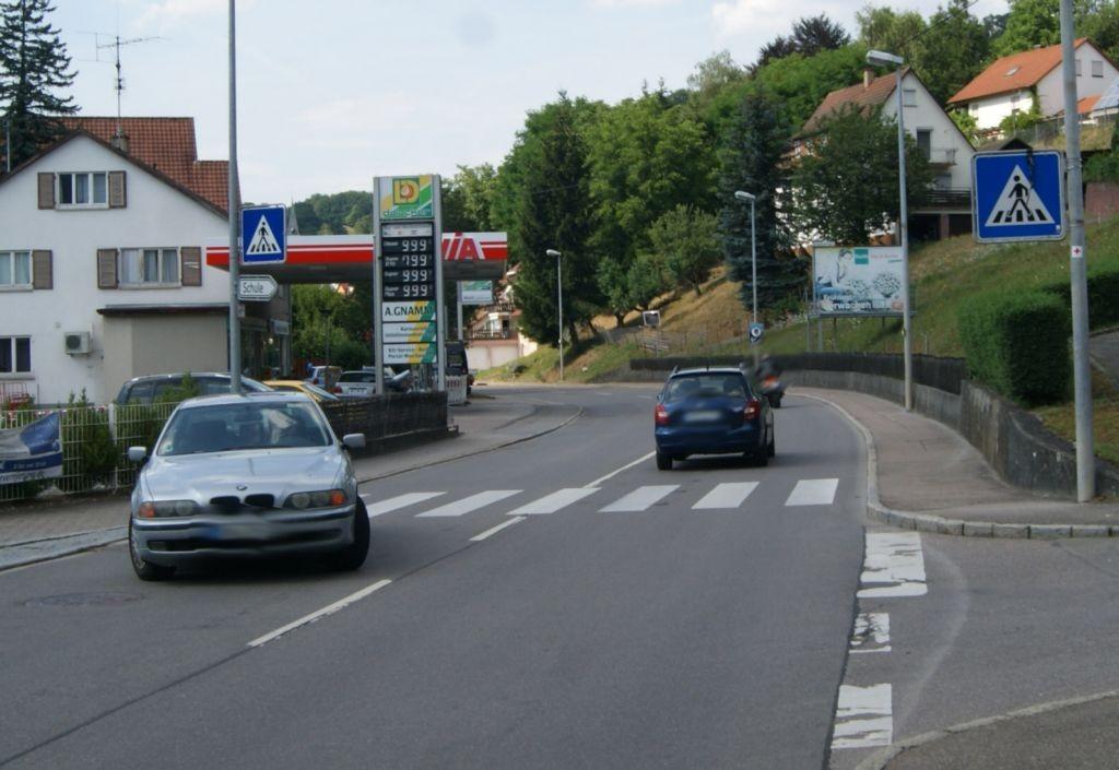 Hauptstr. (B 19) gg. Nr. 52 stadteinw.