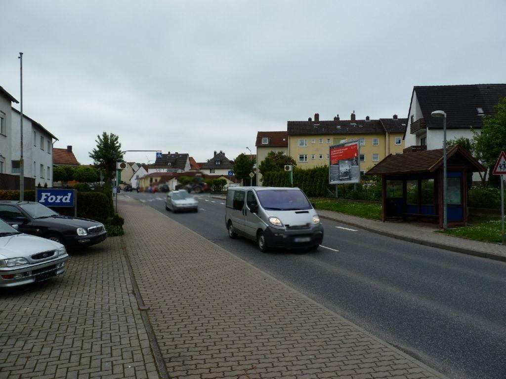 Grebensteiner Str.  (L 3233) /Mühlenanger 1 - parallel