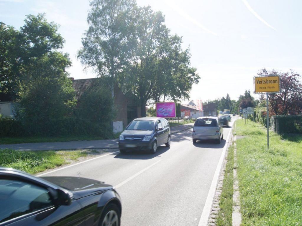 Puschendorfer Str.  Ortseing. quer