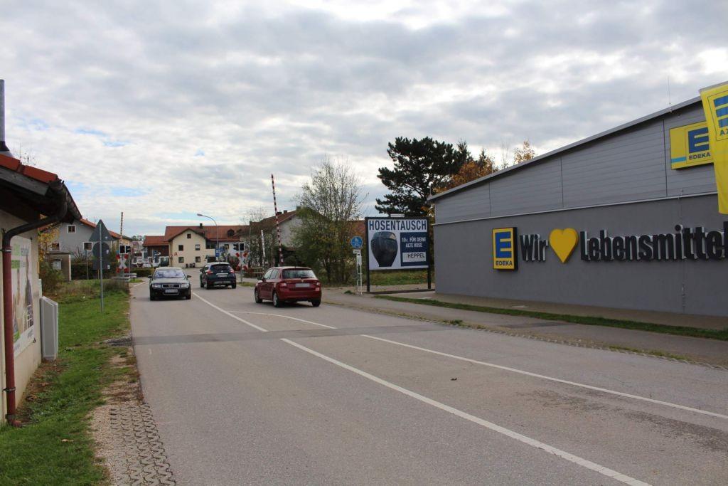 Bahnhofstr.  / Sudetenstr. 1 / Edeka VS