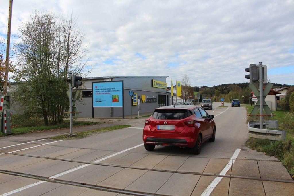 Bahnhofstr.  / Sudetenstr. 1 / Edeka RS
